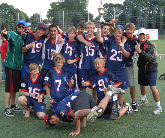 Deutscher Lacrosse Meister Junioren 2011