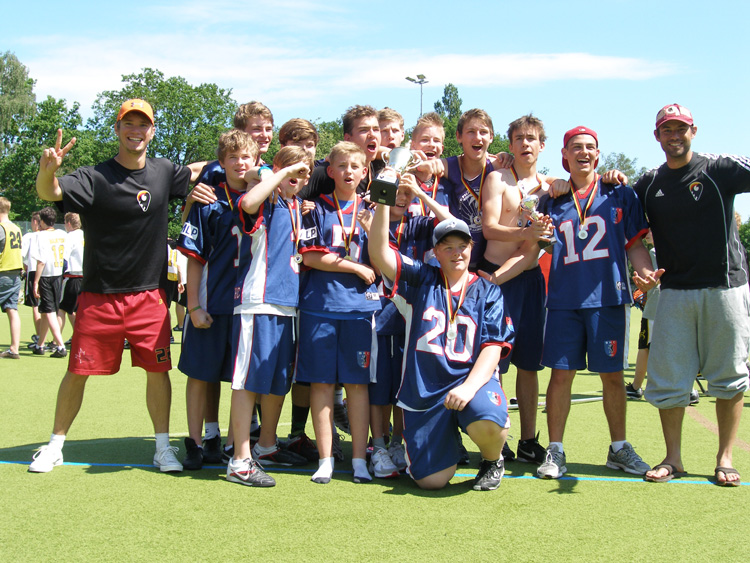 Deutscher Lacrosse Meister Junioren U16 2012