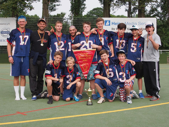 Deutscher Lacrosse Meister Junioren U16 2013