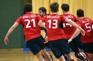 BHC-Herren-Viertelfinalsieger-Jubel