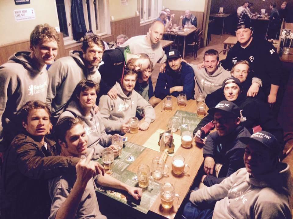 Trainingslager Prag