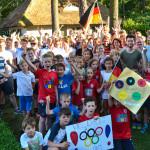 Die BHC-Familie feiert ihre Olympia-Helden