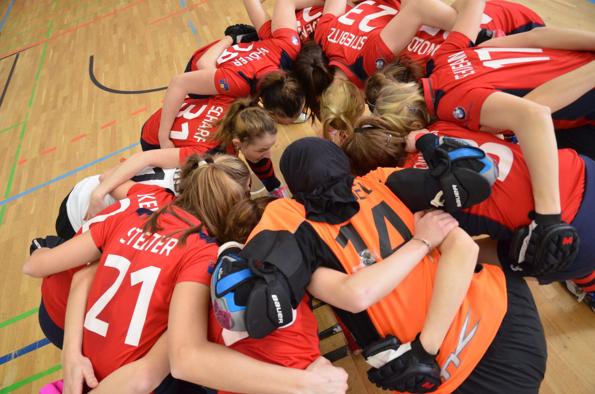 BHC-Damen starten in Hallenhockey-Bundesliga