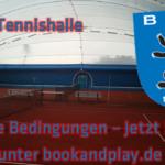 Jetzt Tennishallen-Abos buchen