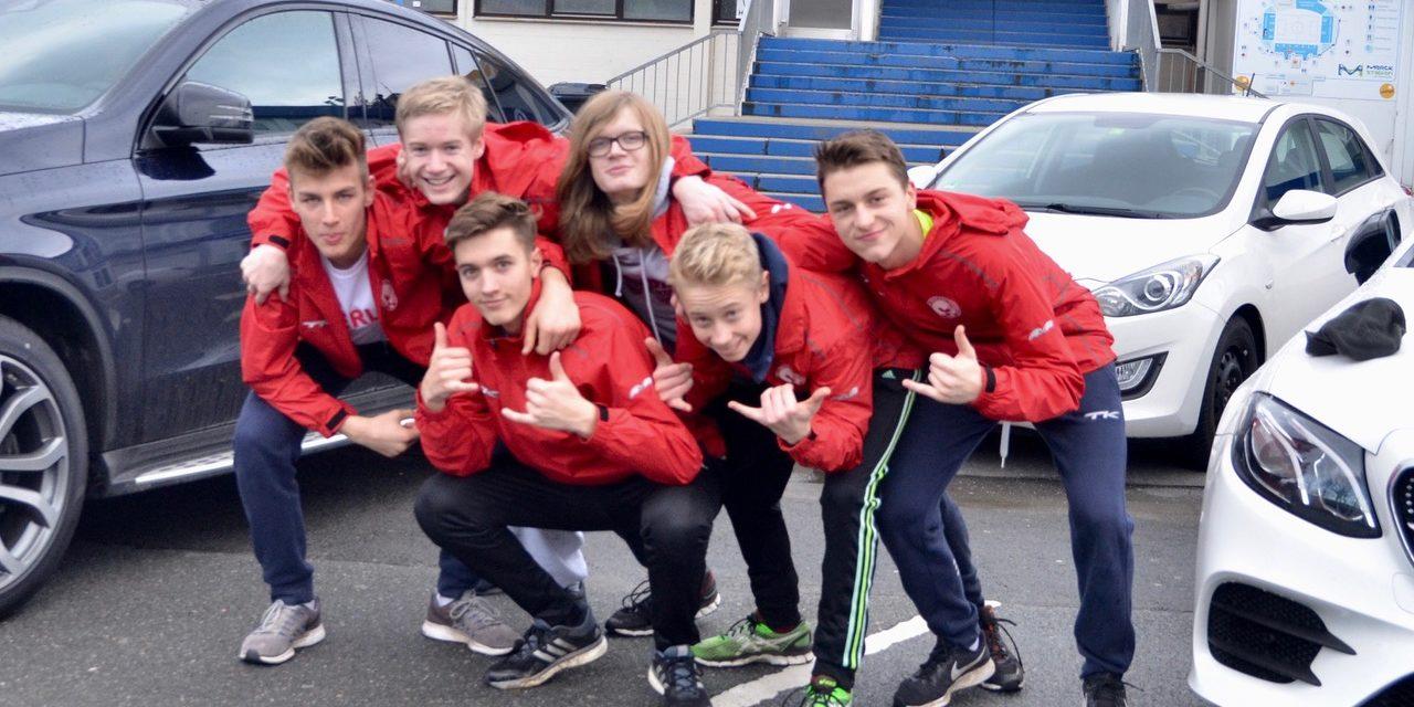 Berliner Jungs erreichen 3. Platz beim Länderpokal