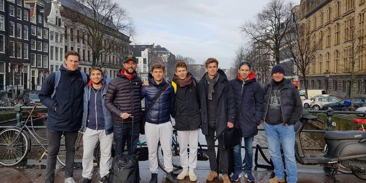 Herren testen gegen Hallen-Weltmeister Niederlande