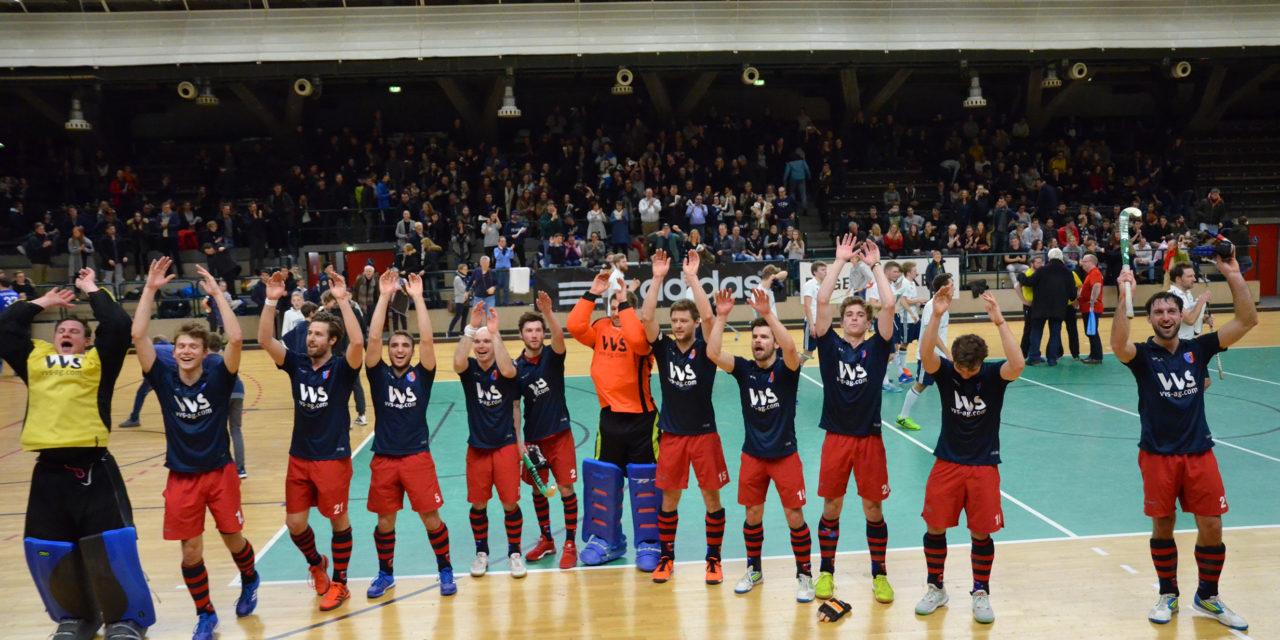 Viertelfinale daheim: Damen und Herren wollen zur Endrunde