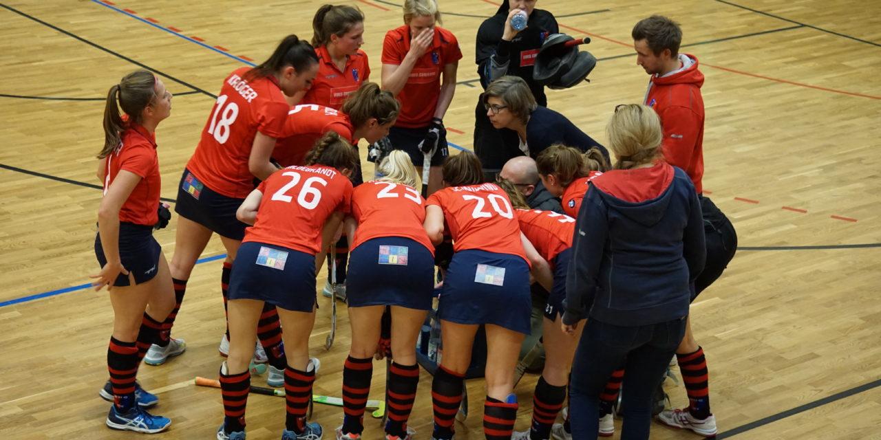 Damen verpassen Endrunde in Stuttgart