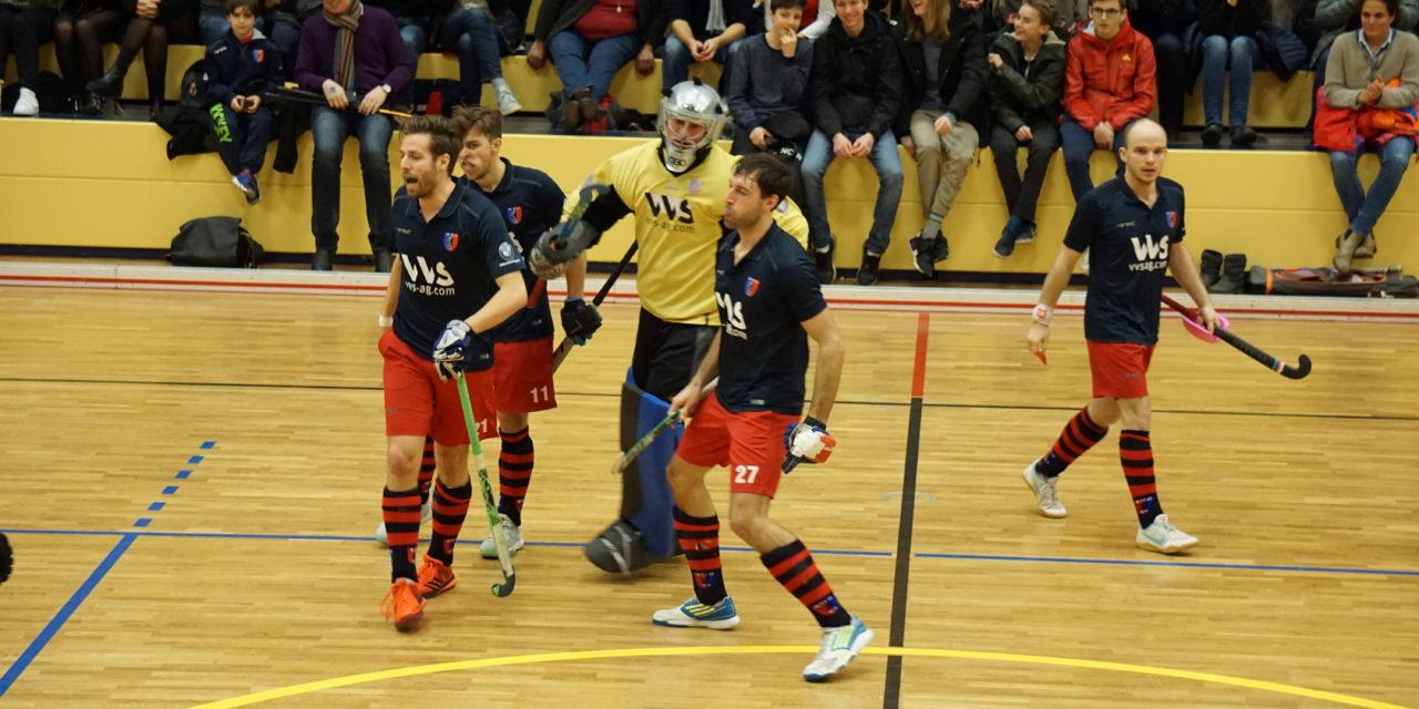 Herren scheitern im Viertelfinale an Krefeld