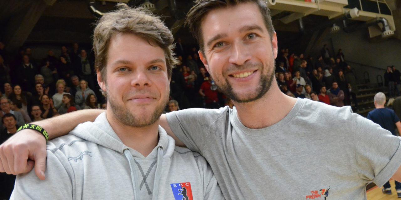 Staffelsieg: Damen und Herren spielen DM-Viertelfinals daheim