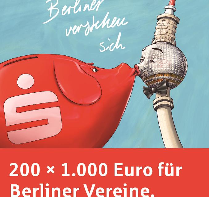1.000 Euro für den BHC