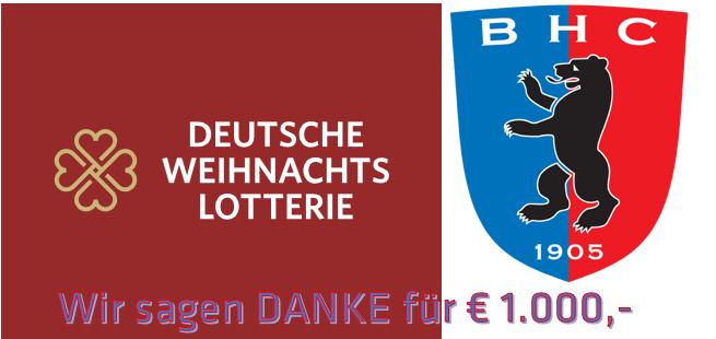 BHC erhält weitere € 1.000,-