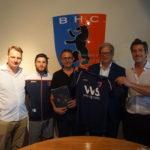 BHC und Reece Australia gehen vierjährige Partnerschaft ein
