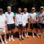 Tennis Herren 60 steigen souverän auf