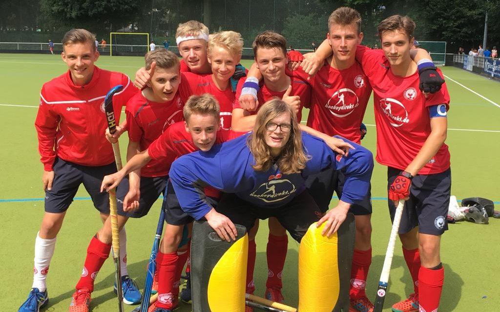 BHC-Nachwuchs beim Jugend-Länderpokal in Köln vertreten