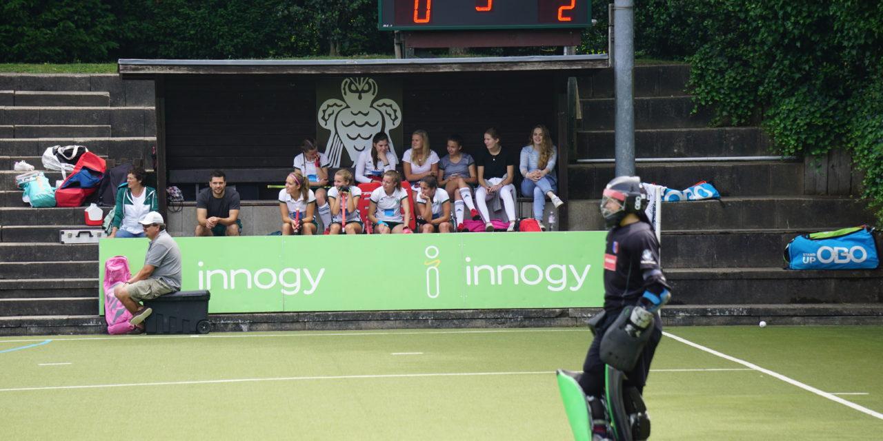 Anna Kilian, Tino Volkert und Michi Hummels mit der U21 in Asien