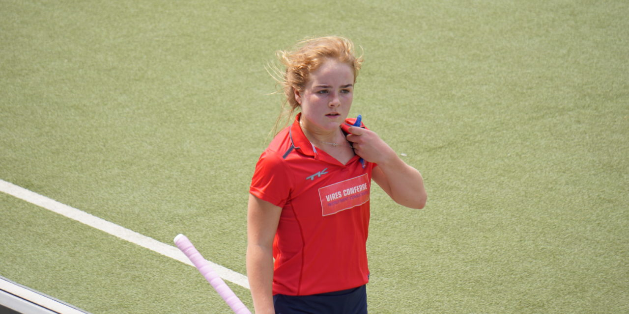 Vier BHC-Talente mit U16/18-Nationalteams in Bisham Abbey