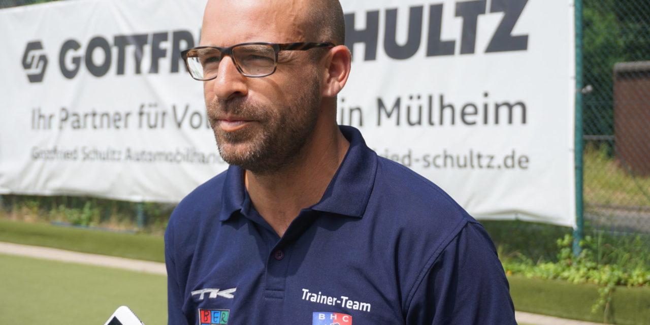 Florian Keller ist als Co-Trainer bei der Damen-WM dabei