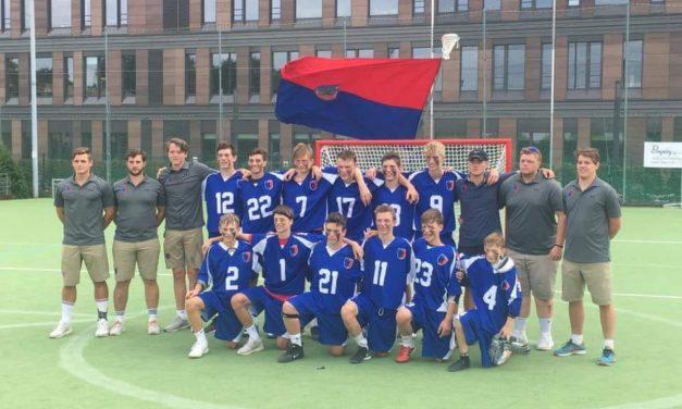 Lacrosse Jugend erfolgreich