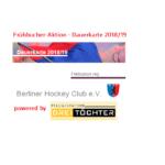DAUERKARTEN 2018/19 powered by Pflegestation Drei Töchter – Bis zu 15 % sparen und mit Frühbucherrabatt exklusive Fanartikel abstauben