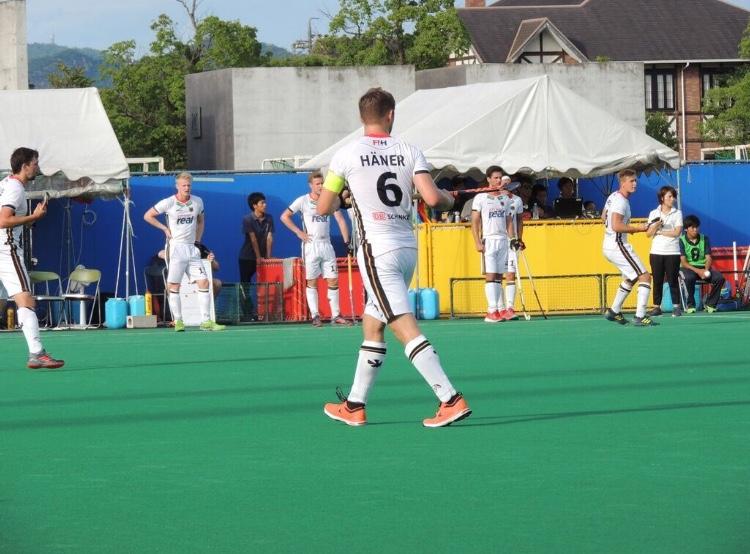 Martin Häner ist mit Nationalteam in Japan erfolgreich