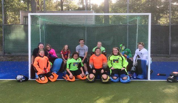Erfolgreiches Goalie Camp 2018
