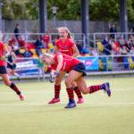 Damen gewinnen beim HTHC, Herren besiegen Krefeld