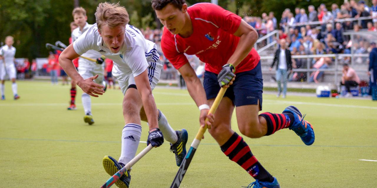 Herren gewinnen zwei Testspiele gegen den TC Blau-Weiss