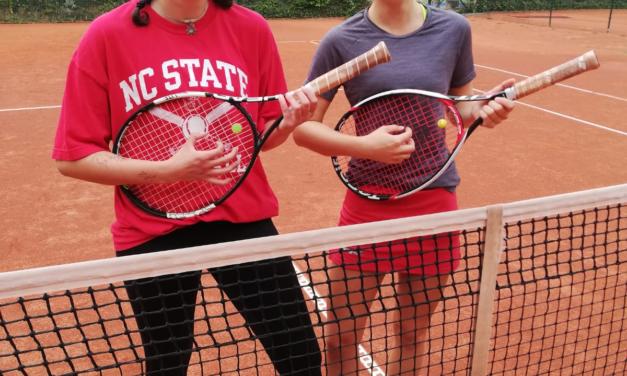 Tennis-Sommersaison