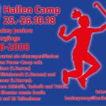Hallen Camp – Juniors – Jhg. 2006-2008