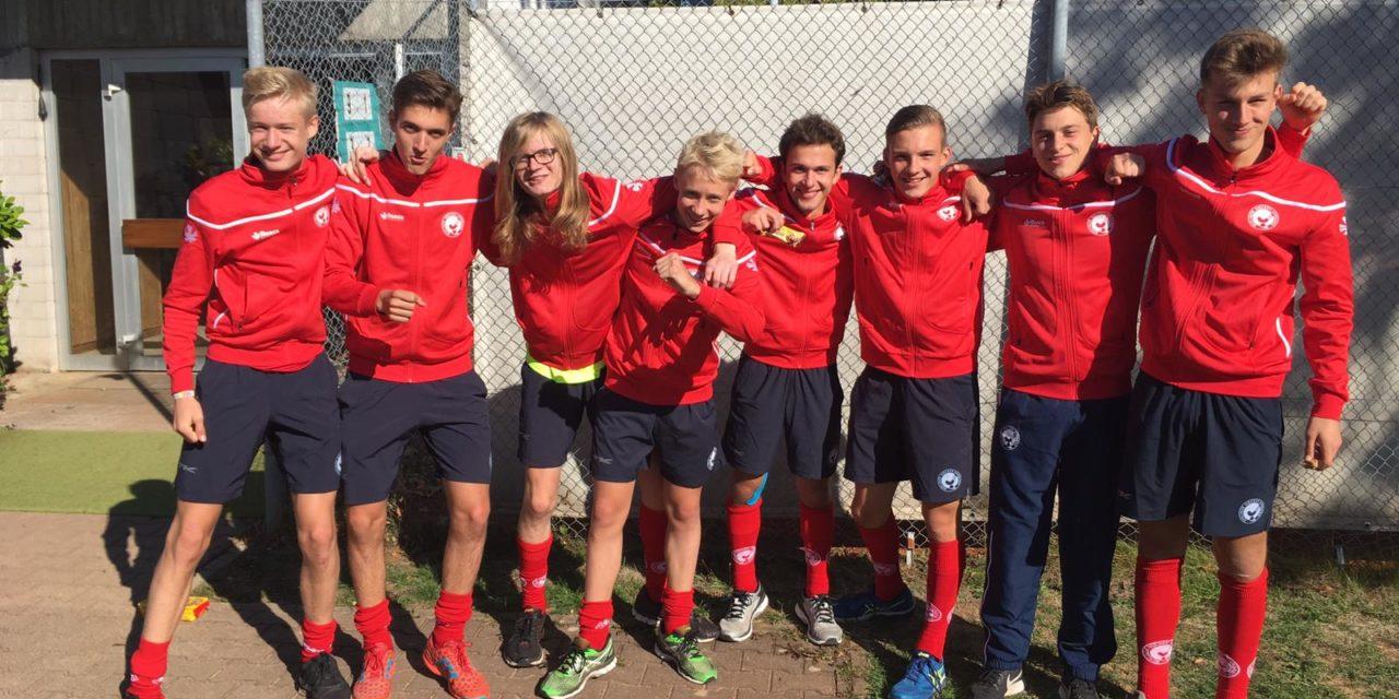 Starker 2. Platz beim Länderpokal in Stuttgart mit 8 BHCern