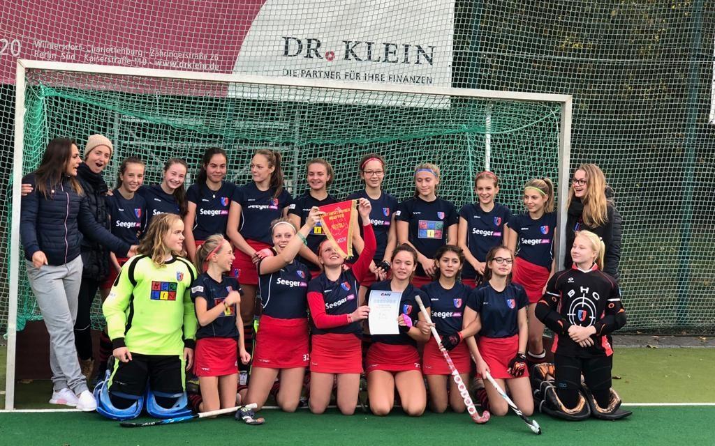 Mädchen A und Knaben A gewinnen die Ostdeutsche Meisterschaft
