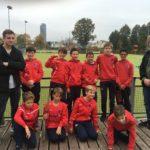 Nürnberg eine Reise wert für Knaben B Ligamannschaft