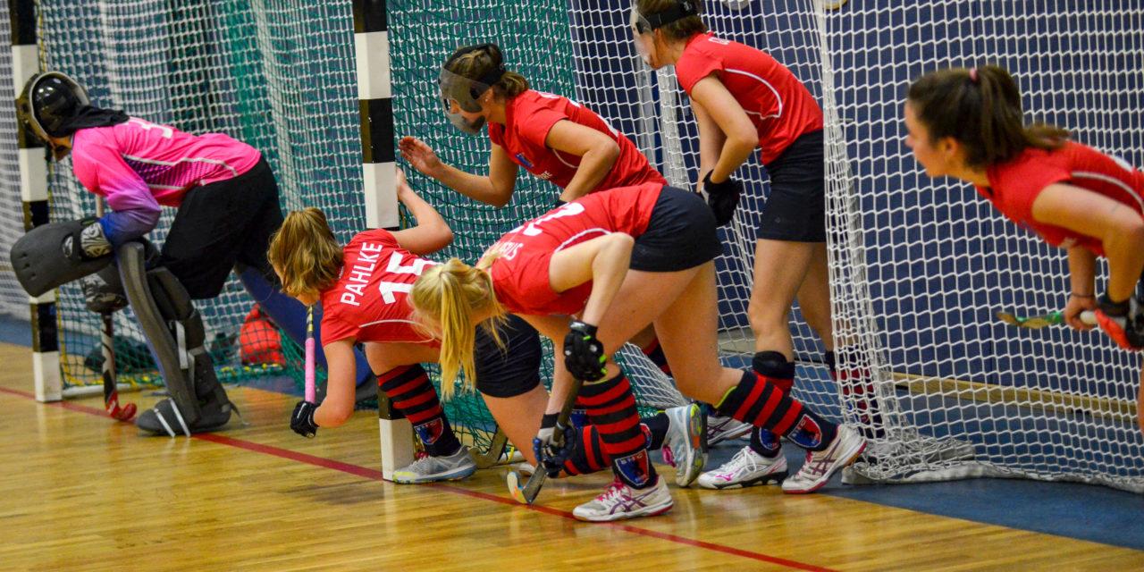 Damen wollen vorzeitigen Staffelsieg – Herren peilen 6 Punkte an
