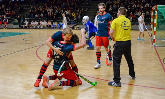 Viertelfinale daheim: Damen und Herren möchten zur DM-Endrunde