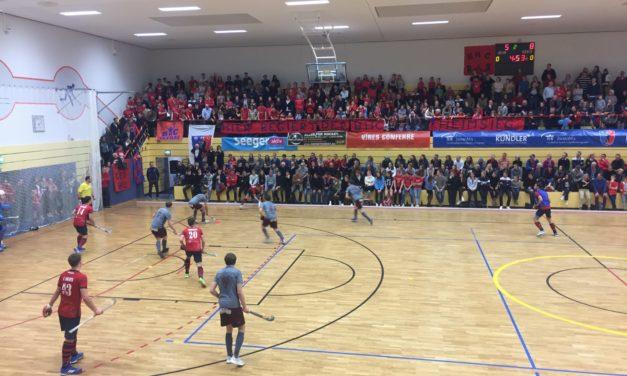 Herren scheitern im DM-Viertelfinale mit 5:9 an München