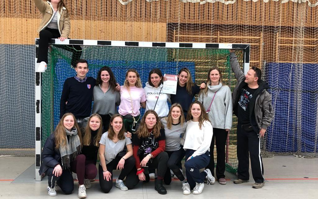 Weibliche Jugend A beendet DM in Grünstadt als Vierter