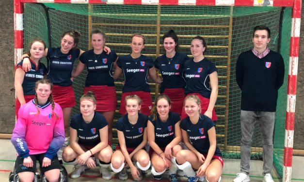 Die weibliche Jugend A möchte in Grünstadt ins DM-Halbfinale