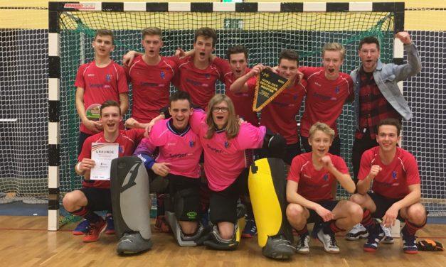 Männliche Jugend B gewinnt die Nordostdeutsche Meisterschaft