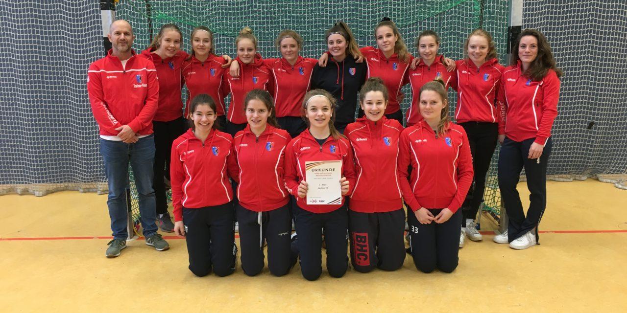 wJB qualifiziert sich als Nord-Ost 3 für die Deutsche Meisterschaft