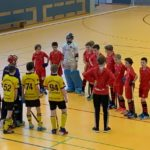 Knaben B werden Dritter bei der Berliner Meisterschaft