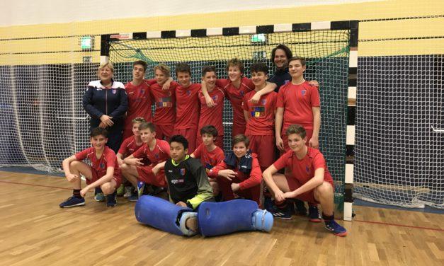 Knaben A2 siegen in Liga-Endrunde