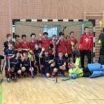 BHC-Duell bei der Pokal-Endrunde der Knaben B
