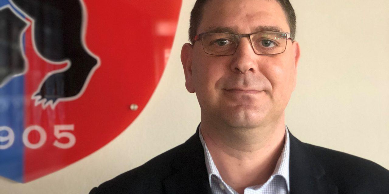 Unser neuer Platzwart: Thomas Thasler