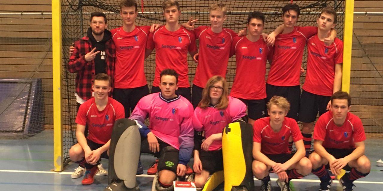 Die männliche Jugend B ist Deutscher Vizemeister