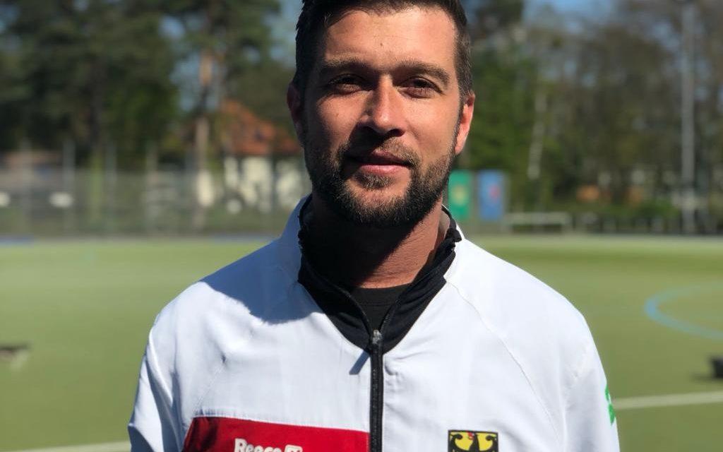 Rein van Eijk wird zusätzlich neuer U16-Bundestrainer