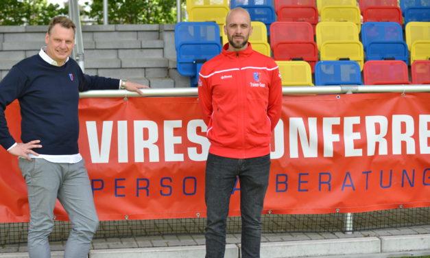 Stan Huijsmans ist neuer Trainer der 1. Damen