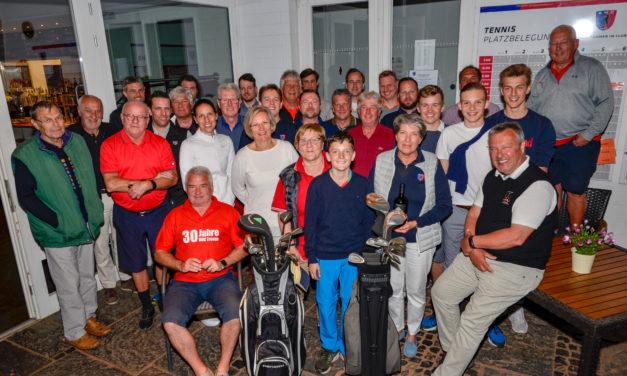 Ergebnisse der Golf-Trophy 2019