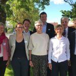 Julia Walter ist als Vizepräsidentin ins DHB-Präsidium gewählt worden