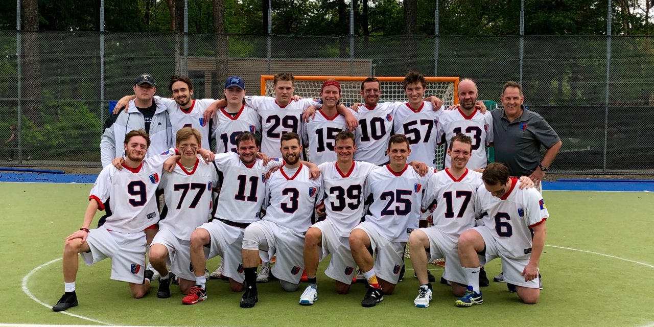 Lacrosse-Derby zur Qualifikation zu den PlayOffs 2019